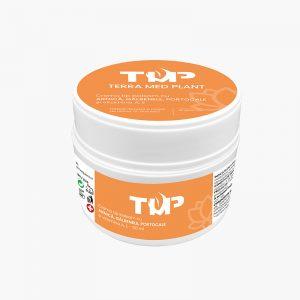 Crema tip balsam cu ARNICA, GALBENELE, PORTOCALE si vitamina A, E 50 ml terra med plant