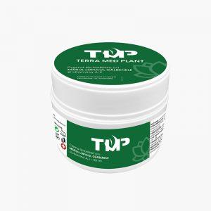Crema tip balsam cu MARUL LUPULUI, GALBENELE si vitamina A, E 50 ml terra med plant