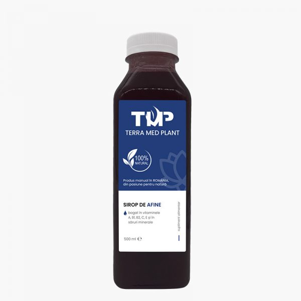 Sirop AFINE 500 ml Terra Med Plant