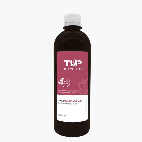Sirop IMUNITARO-AID 500 ml Terra Med Plant