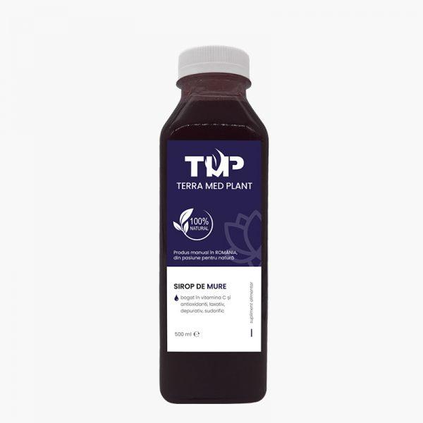 Sirop mure 500 ml Terra Med Plant