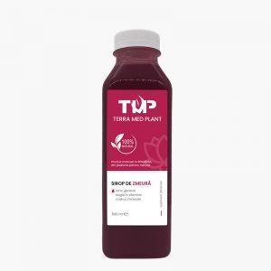 Sirop zmeura 500 ml Terra Med Plant