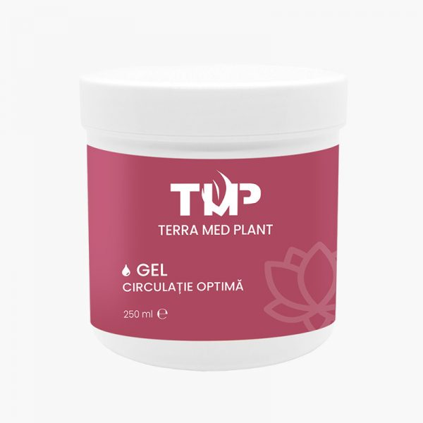 gel CIRCULATIE OPTIMA 250 ml Terra Med Plant