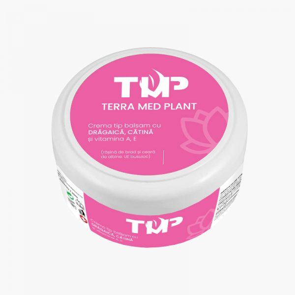 Crema tip balsam cu DRAGAICA CATIN si vitamina A E 100 ml Terra Med Plant