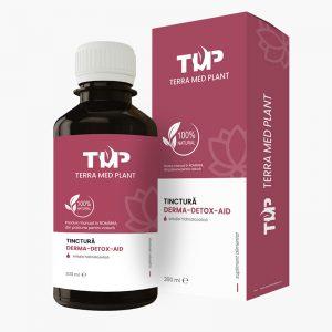Tinctura DERMA-DETOX-AID 200 ml terra med plant